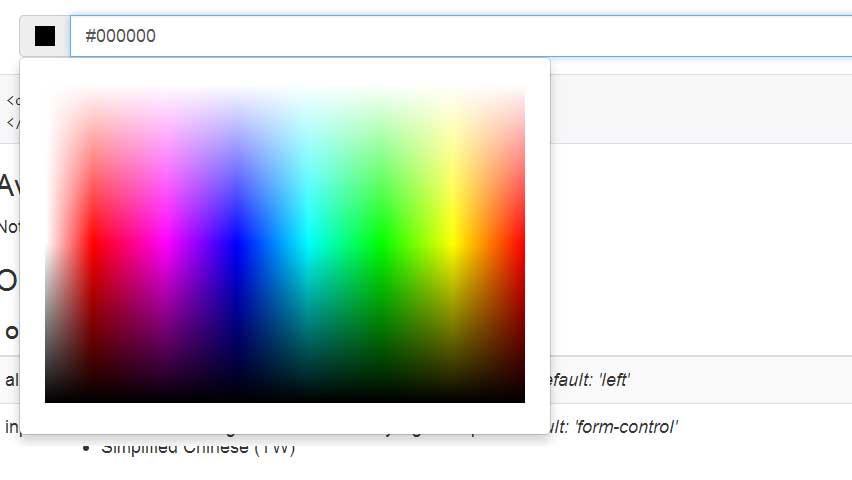 Jquery plugins bootstrap form helpers - Bootstrap slider div ...